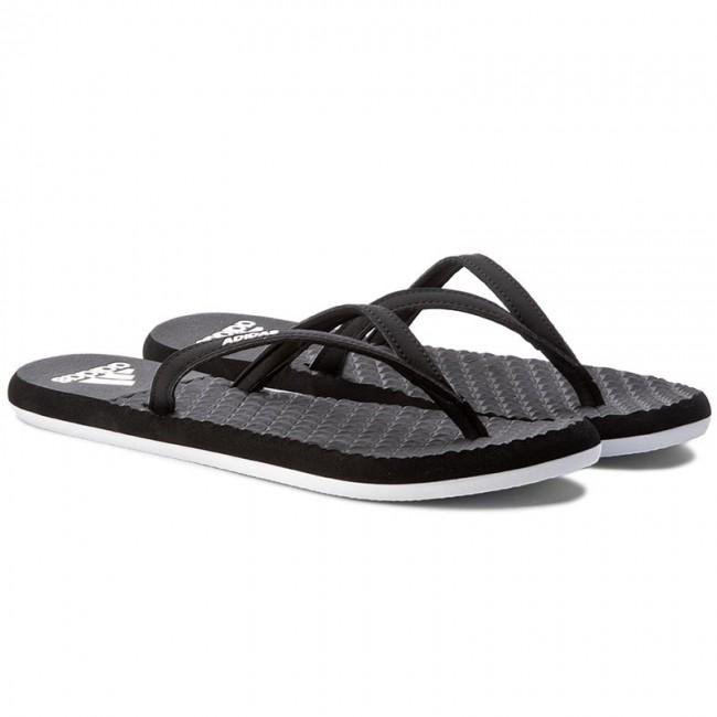 312085e07914 Slides adidas - Eezay Soft W BB0509 Cblack Ftwwht Cblack - Flip-flops -  Mules and sandals - Women s shoes - www.efootwear.eu