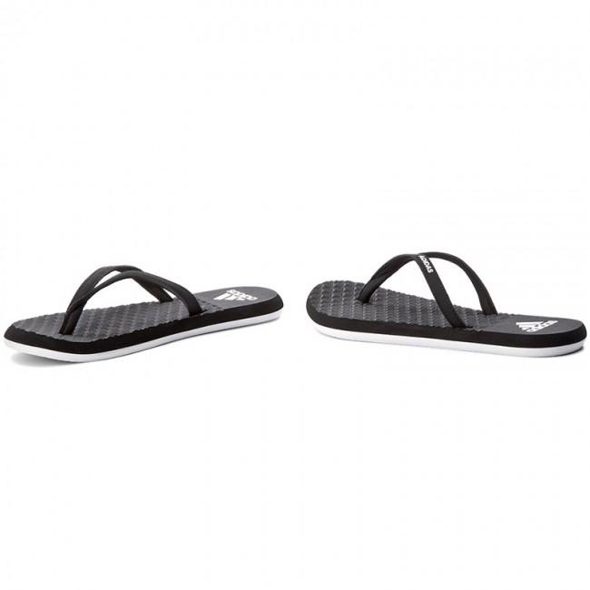low priced 3052a ee28e Slides adidas - Eezay Soft W BB0509 CblackFtwwhtCblack