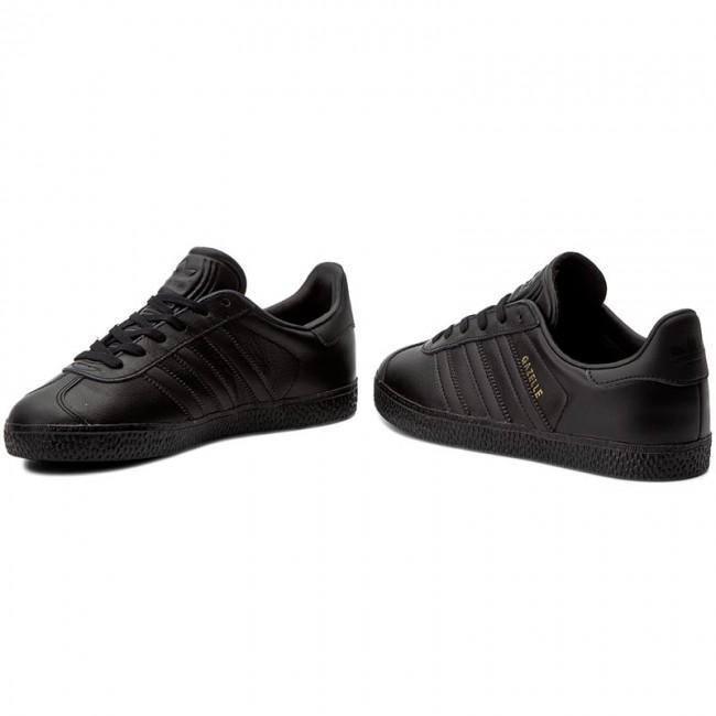 Zapatos adidas Gazelle J by9146 cblack / cblack / cblack Sneakers
