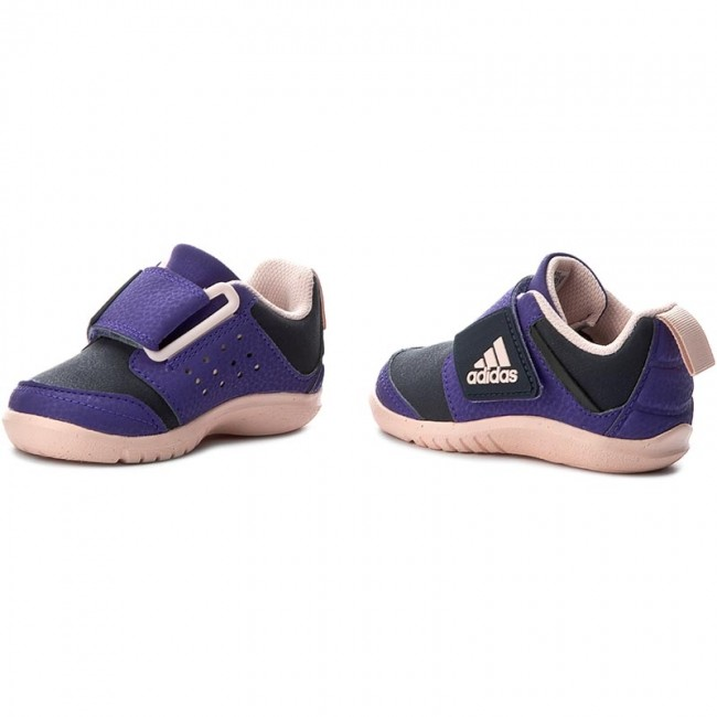 c0221f7934f Shoes adidas - FortaPlay Ac I S81106 Legink Icepnk Eneink - Velcro ...