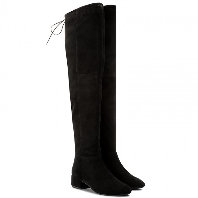 b9a5c9732d5 Over-Knee Boots VAGABOND - Jamilla 4430-040-20 Black - Musketeer - High  boots and others - Women s shoes - www.efootwear.eu