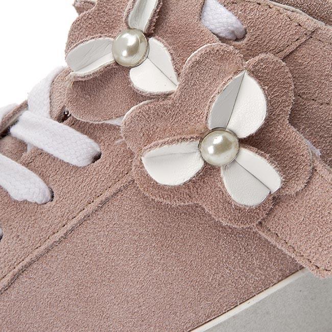 e678954aae1b1a Sneakers TAMARIS - 1-23699-38 Rose White 604 - Sneakers - Low shoes ...