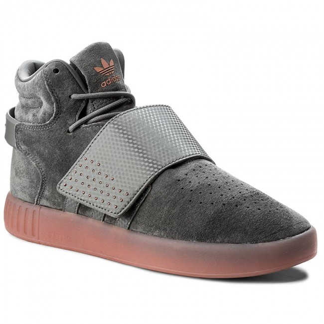 Adidas BB8391 Adidas Men's Originals Tubular Invader Strap Shoes