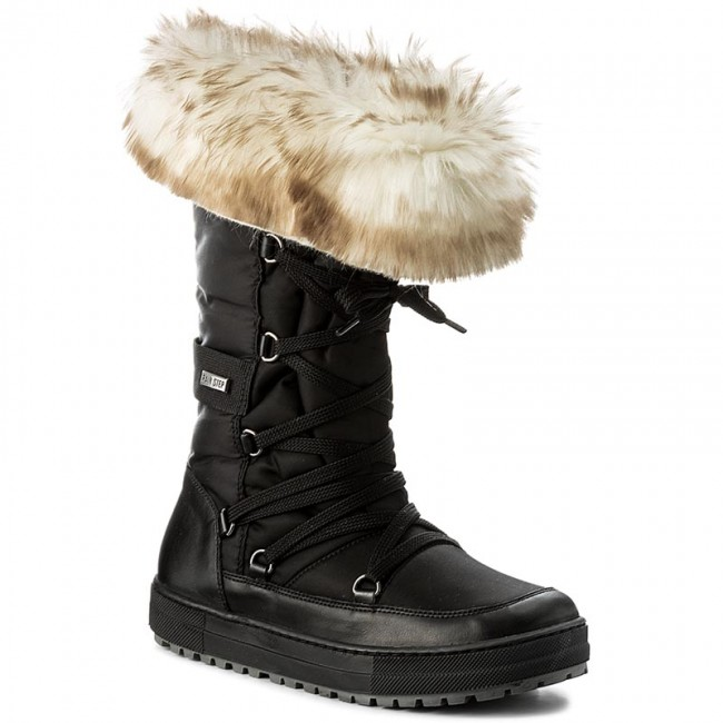 f4db977574e Snow Boots NATURINO - Avila 0013501193.03.9121 Nero/Auorio - Trekker ...