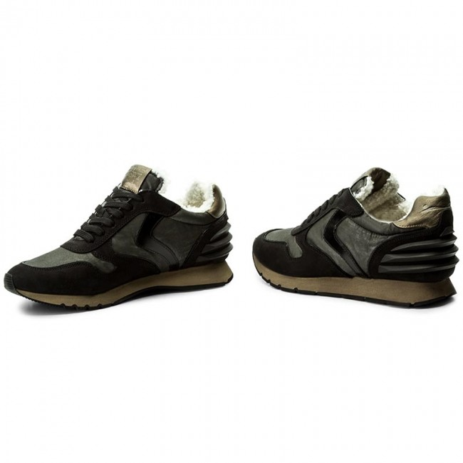 Sneakers VOILE BLANCHE - Liam Power 0012011715.17.9161 Nero ... c92529997d7