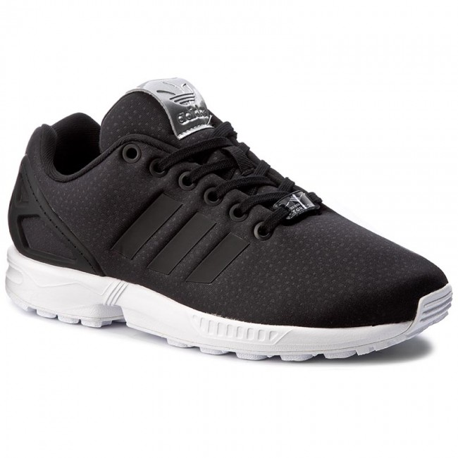 b0766fcf9dca Shoes adidas - Zx Flux W BY9215 Cblack Cblack Silvmt - Sneakers ...