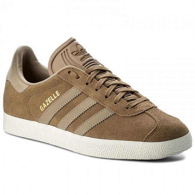 adidas gazelles brown