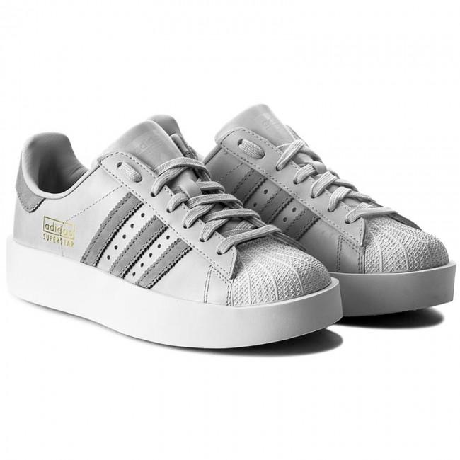 a880390da89 Shoes adidas - Superstar Bold W CG3694 Lgsogr Midgre Ftwwht - Sneakers -  Low shoes - Women s shoes - www.efootwear.eu