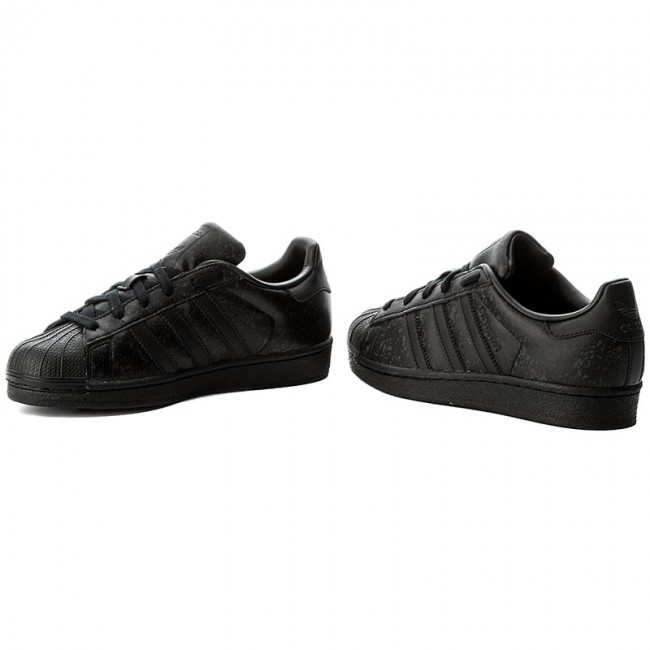 Shoes adidas - Superstar W BY9174 CBlack CBlack CBlack - Sneakers - Low  shoes - Women s shoes - www.efootwear.eu 3b60538ce85