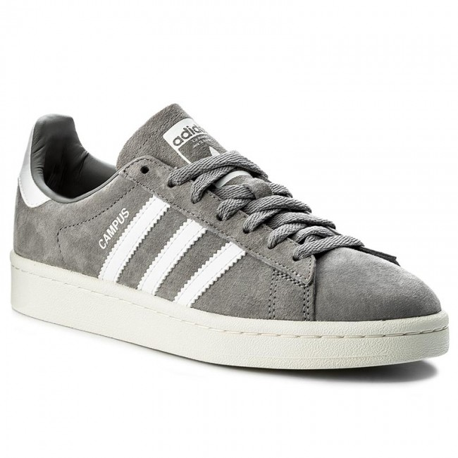 Shoes adidas - Campus BZ0085 Grethr Ftwwht Cwhite - Sneakers - Low ... 7d13e57255