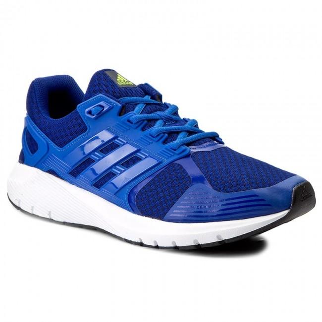 scarpe adidas duramo 8 m ba8079 mysink / blu / syello indoor