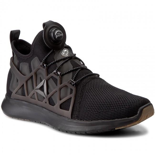 Shoes Reebok - Pump Plus Cage BS8598 Coal/Black/Pewter/White