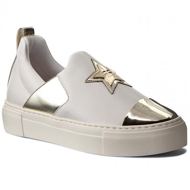 Sneakers ELISABETTA FRANCHI  SA09S76E2V294 Avorio 360  Sneakers  Low shoes  Womens shoes       0000199809699