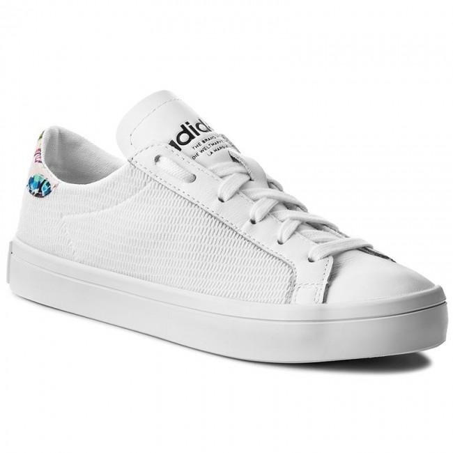 d10175afce57 Shoes adidas - Courtvantage W BY9239 Ftwwht Ftwwht Ftwwht - Sneakers ...