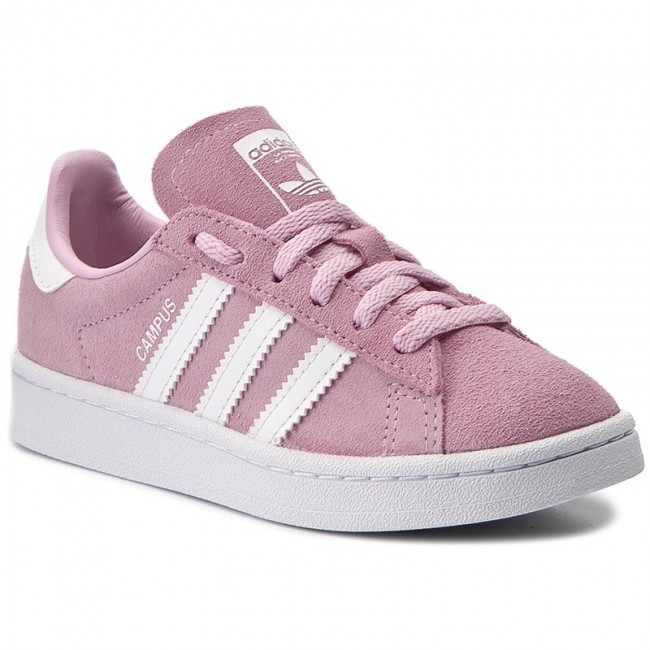Zapatos Adidas Campus C by9591 fropnk / ftwwht / ftwwht laced zapatos