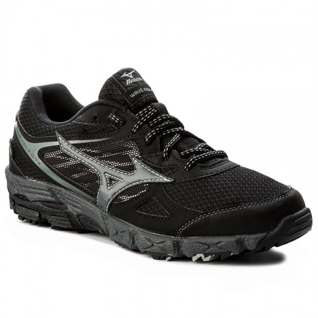 Shoes MIZUNO - Wave Kien 4 G-Tx GORE-TEX J1GJ175951 Black - Outdoor ... a2a1c71677e