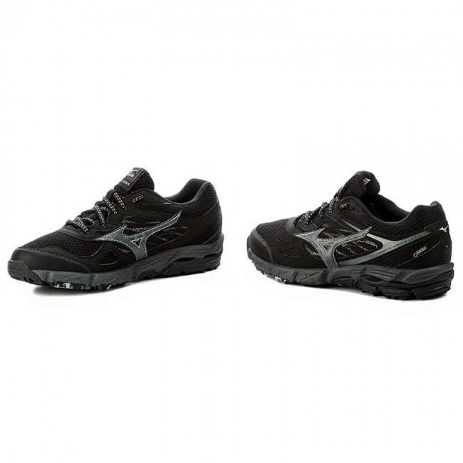 Shoes MIZUNO - Wave Kien 4 G-Tx GORE-TEX J1GJ175951 Black - Outdoor ... 9966c7af1dc