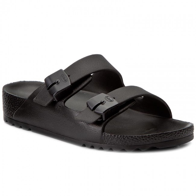 ed9a6627d43a42 Slides SCHOLL - Bahia F26924 1004 350 Black - Casual mules - Mules ...