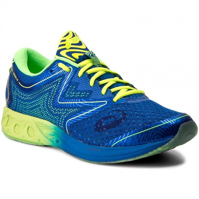 b754fc001b2d Shoes ASICS - Noosa Ff T722N Imperial Safety Yellow Green Gecko ...