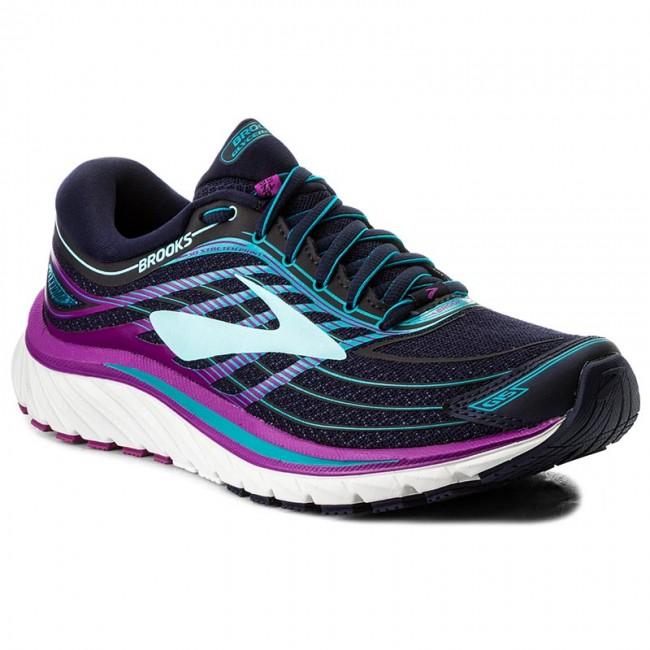 0dc83d7533d07 Shoes BROOKS. Glycerin 15 120247 1B 465 Evening Blue Purple Cactus Flower Teal  Victory