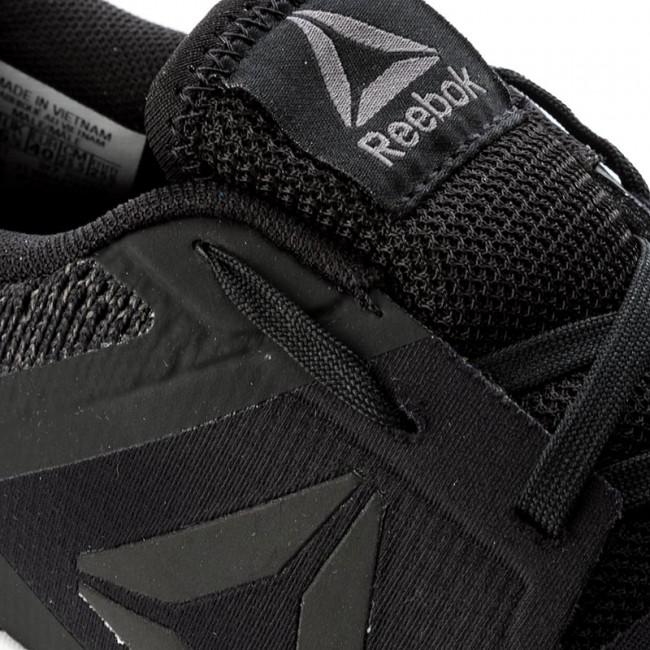 8d4d504199e8 Shoes Reebok - Trainflex Dtd BS8258 Black White Ash Grey - Fitness ...