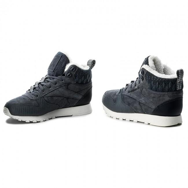 2bf8c3245ca Shoes Reebok - Cl Lthr Arctic Boot BS6275 Smoky Indigo Nvy Chlk ...