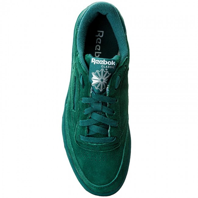 33be92c4cb8 Shoes Reebok - Club C 85 Sg BD6073 Washed Jade White Gum - Sneakers - Low  shoes - Men s shoes - www.efootwear.eu