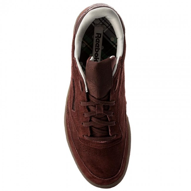 e58018018dc5 Shoes Reebok - Club C 85 G BS5093 Burnt Sienna Sand Stone - Sneakers - Low  shoes - Men s shoes - www.efootwear.eu