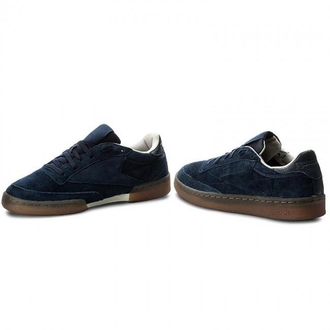 7b9b65140fd39 Shoes Reebok - Club C 85 G BS5094 Collegiate Navy Sand Stn ...