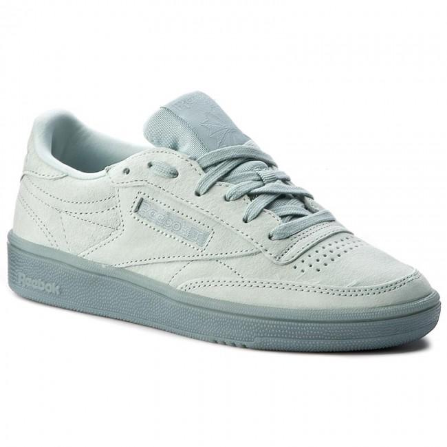Shoes Reebok - Club C 85 Lace BS6528 Seaside Grey/White