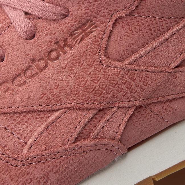 04d6b76396e642 Shoes Reebok - Cl Lthr Clean Exotics BS8226 Sandy Rose Chalk Gum ...