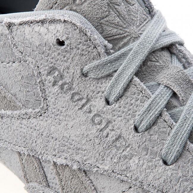 0a4a23735deaf Shoes Reebok - Cl Lthr Clean Exotics BS8228 Flint Grey Chalk Gum ...