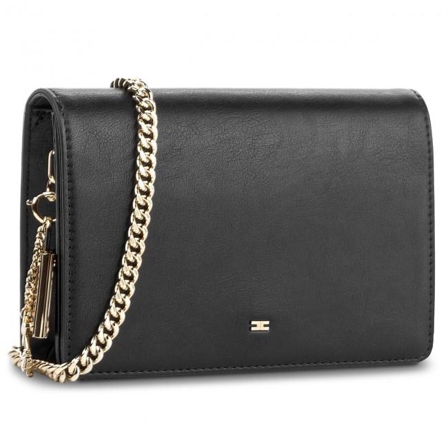 ebd3fcdda706 Handbag ELISABETTA FRANCHI - BS-85A-81E2 Nero 110 - Clutch Bags ...