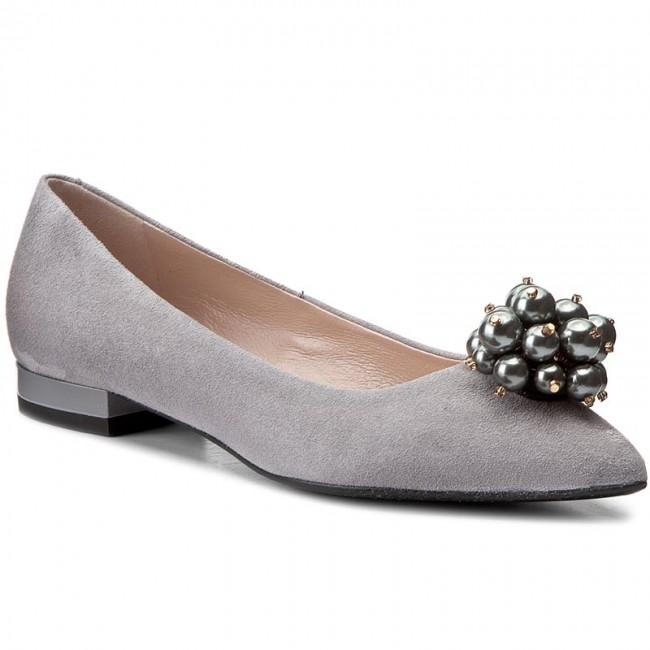 f05ff1c5b3518 Flats GINO ROSSI - Adora DAH586-Z46-0020-8300-0 09 - Ballerina shoes ...