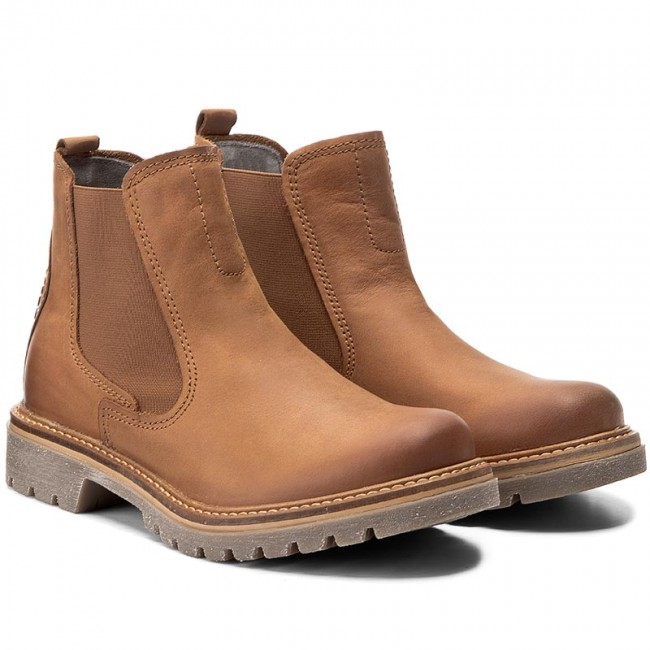 Ankle Boots CAMEL ACTIVE Canberra 873.72.02 Brandy