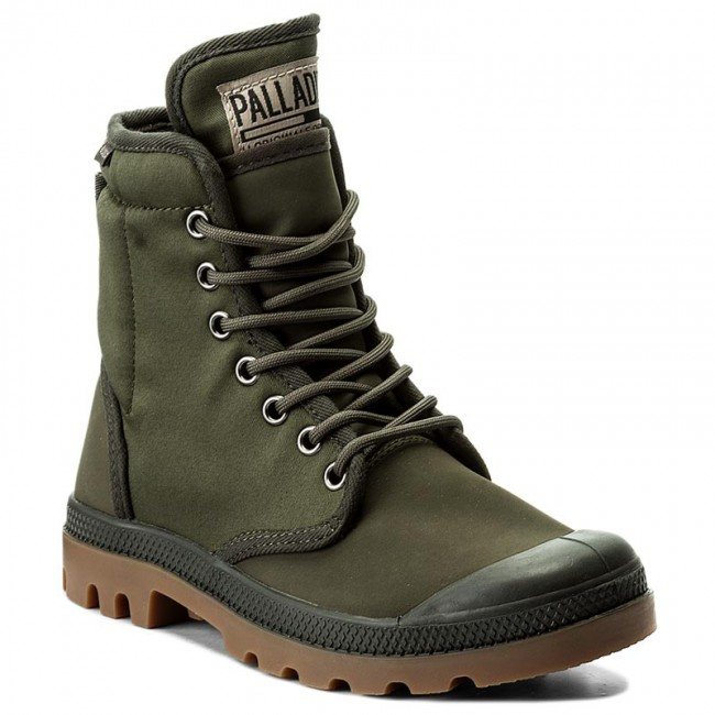 Hiking Boots PALLADIUM - Pampa Solid Ranger Tp 75564-368-M Army Green/