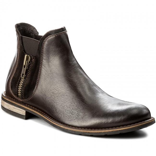 Ankle Boots GINO ROSSI - Aldo MBV257-S03-XBR5-4040-F 89 89 - Chelsea ... 720c3a890c