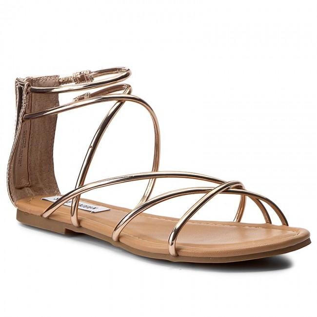e504310db27 Sandals STEVE MADDEN - Sapphire Slipper 91000373-0S0-07004-15002 Rose Gold