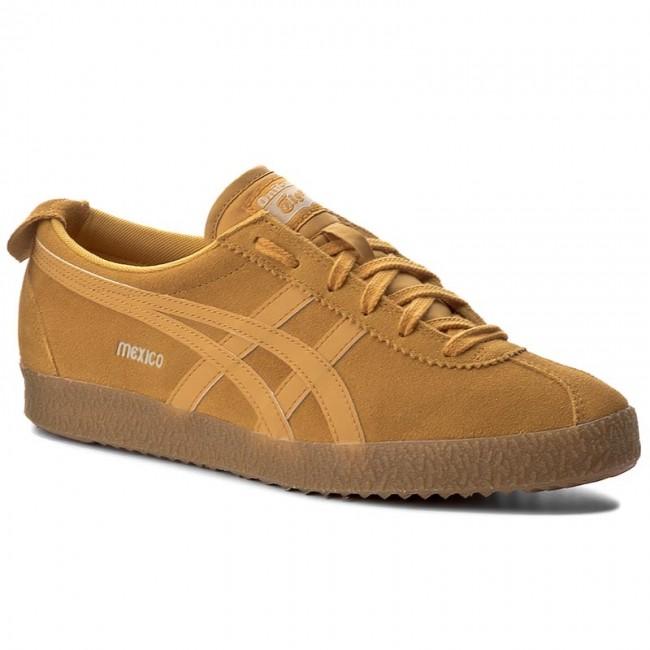 2f2915ec7fb Sneakers ASICS. ONITSUKA TIGER Mexico Delegation D639L Golden Yellow/Golden  ...