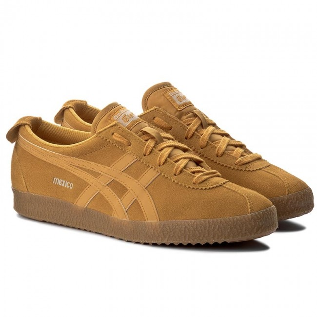 289b9c0f26ac Sneakers ASICS - ONITSUKA TIGER Mexico Delegation D639L Golden ...