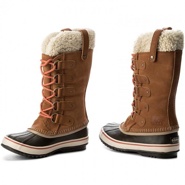 ea5205bbf5cd Snow Boots SOREL - Joan Of Arctic Shearling NL2393 Carmel Nectar 273 ...