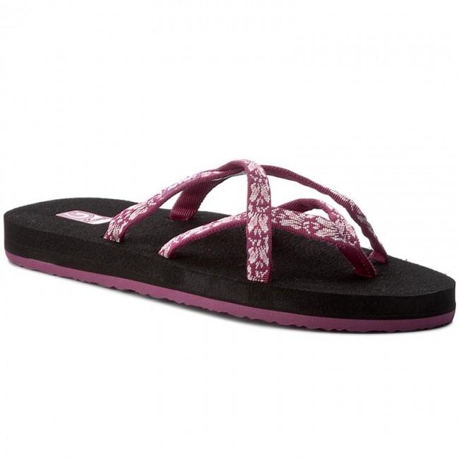 64d7f2421 Slides TEVA - Olowahu 6840 Hazel Magenta - Flip-flops - Mules and ...