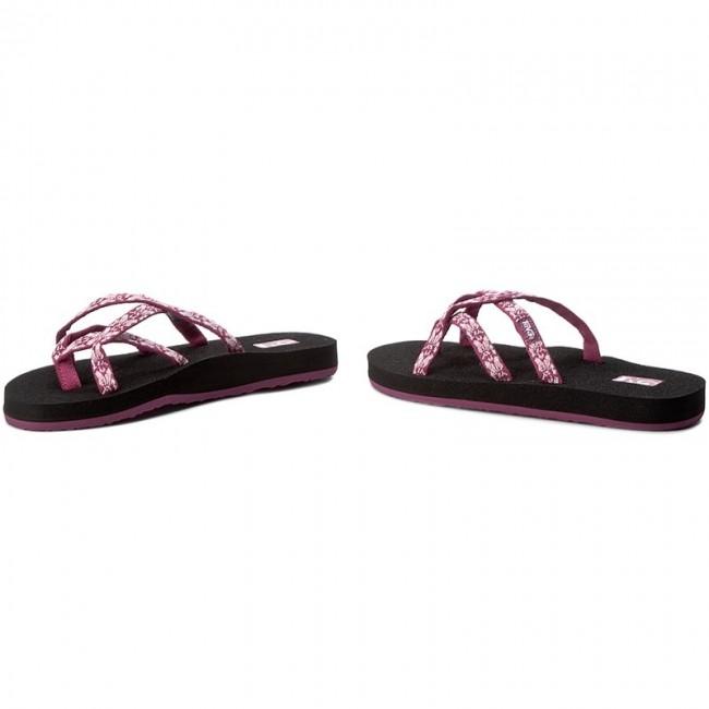 1b9a79b126f610 Slides TEVA - Olowahu 6840 Hazel Magenta - Flip-flops - Mules and ...