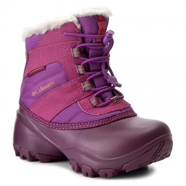 a0b83015cc4e Snow Boots COLUMBIA - Childrens Rope Tow II Waterproof BC1323 ...