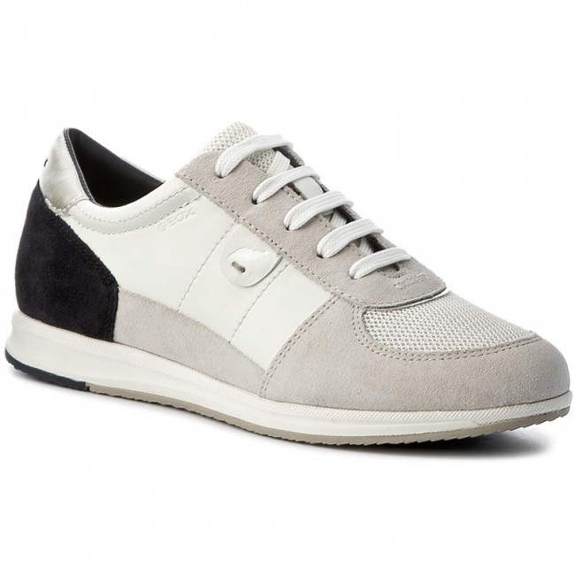 Sneakers GEOX - D Avery B D52H5B 05422 C1352 White/Offwhite xHk8v8GY