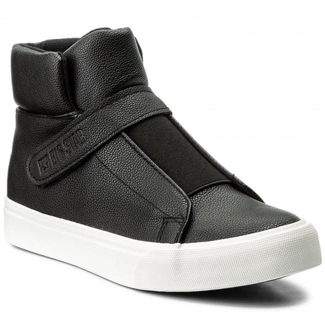 Sneakers BIG STAR  Y274145  Black  Sneakers  Low shoes  Womens shoes       0000199850714