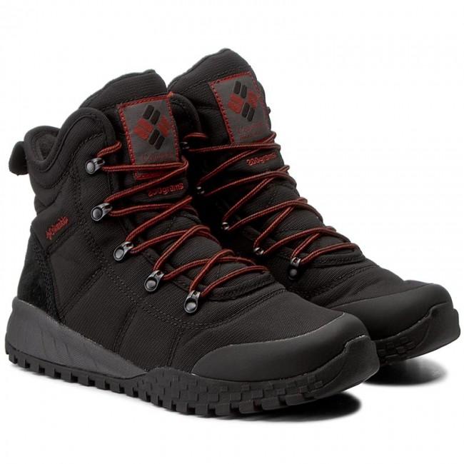 Trekker Boots COLUMBIA - Fairbanks Omni
