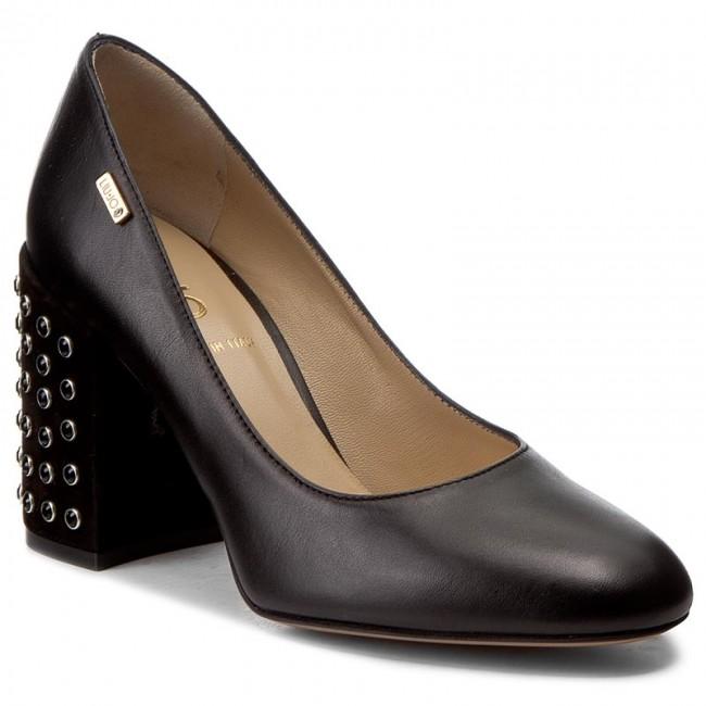 Shoes LIU JO  Decollete Tc 85 Sher S67073 P0062 Nero 22222  Heels  Low shoes  Womens shoes       0000199852244