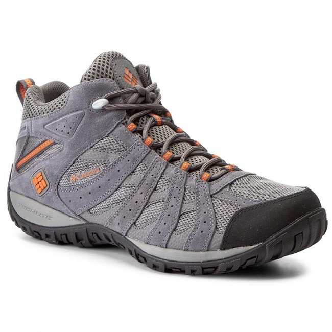 Trekker Boots COLUMBIA - Redmond Mid Waterproof BM3939 City Grey Heatwave  023 be47d92e490