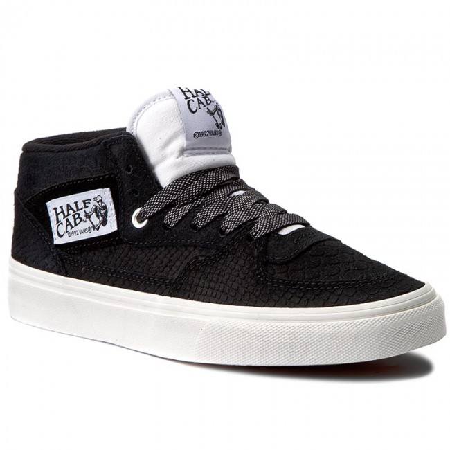 Sneakers Vn0a348eos3snakeBlackblanc Half Vn0a348eos3snakeBlackblanc Half Cab Vans Sneakers Vans Cab wnvmN0Oy8